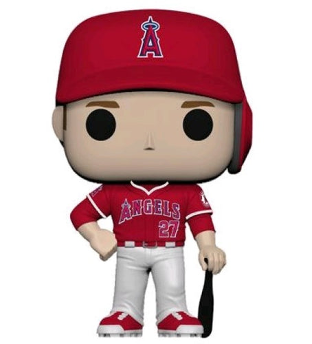 MLB - Mike Trout Pop! Vinyl Figure