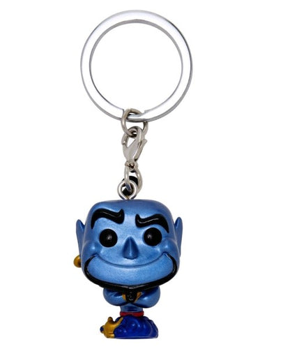 Aladdin - Genie Metallic US Exclusive Pocket Pop! Keychain