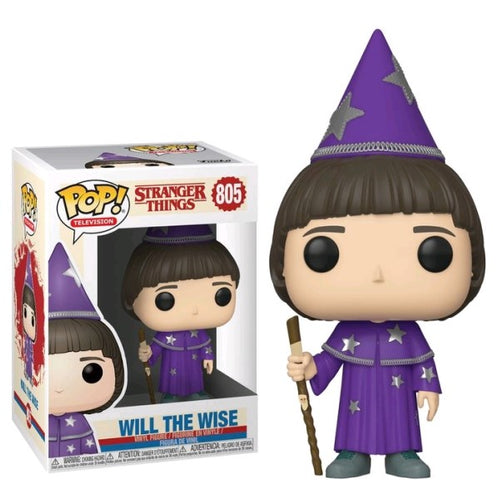 Stranger Things - Will the Wise Pop! Vinyl