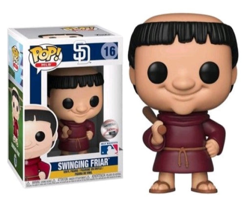 MLB - Swinging Friar Pop! Vinyl