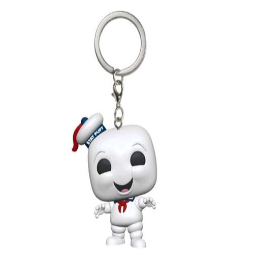 Ghostbusters - Stay Puft Pocket Pop! Keychain