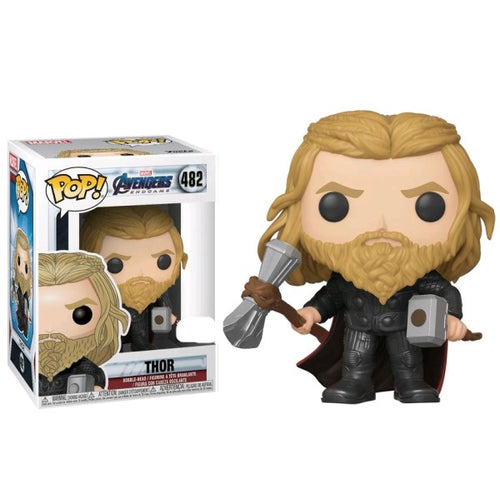 Avengers 4: Endgame - Thor with Weapons Pop! Vinyl