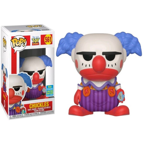 Toy Story - Chuckles SDCC 2019 US Exclusive Pop! Vinyl
