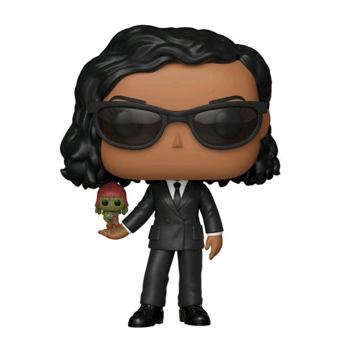 Men In Black 4: International - Agent M with Pawny US Exclusive Pop! Vinyl