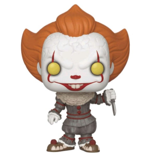 It: Chapter 2 - Pennywise with Blade US Exclusive Pop! Vinyl