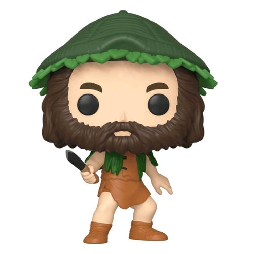 Jumanji - Alan Parrish with Knife US Exclusive Pop! Vinyl