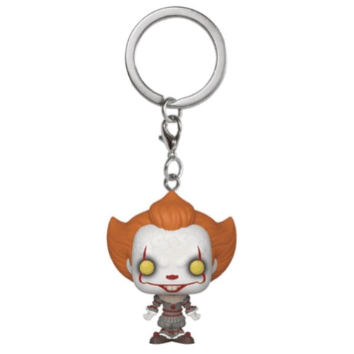 It: Chapter 2 - Pennywise with Open Arms Pocket Pop! Keychain