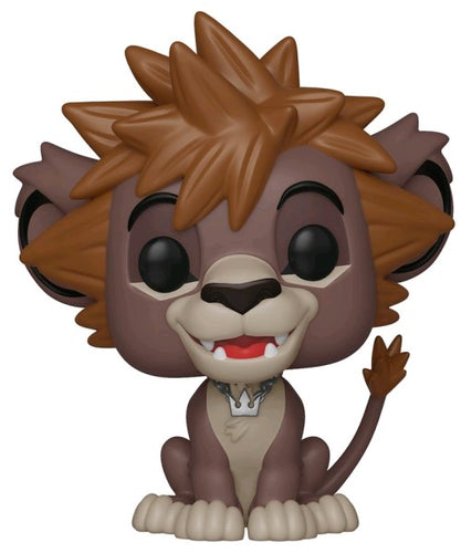 Kingdom Hearts - Sora (Lion Form) Pop! Vinyl E319