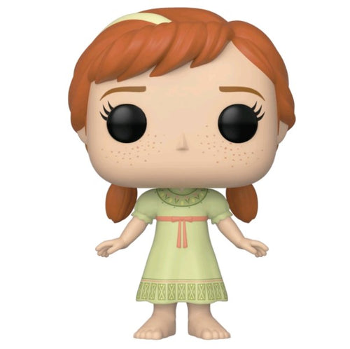 Frozen II - Young Anna Pop! Vinyl