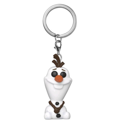 Frozen II - Olaf Pocket Pop! Keychain