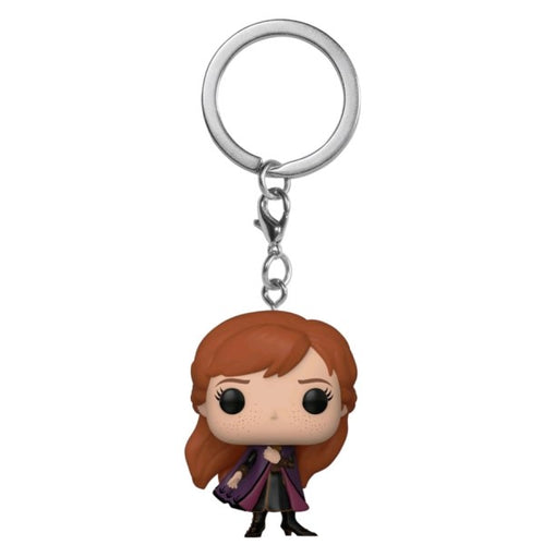Frozen II - Anna Pocket Pop! Keychain