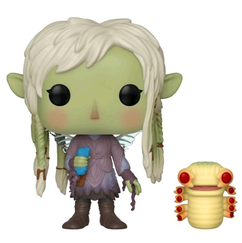 Dark Crystal: Age of Resistance - Deet & Baby Nurlock Glow US Exclusive Pop! Vinyl