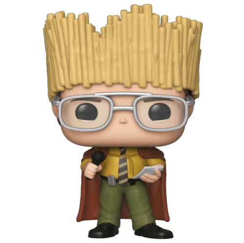 The Office - Dwight Schrute Hay King US Exclusive Pop! Vinyl