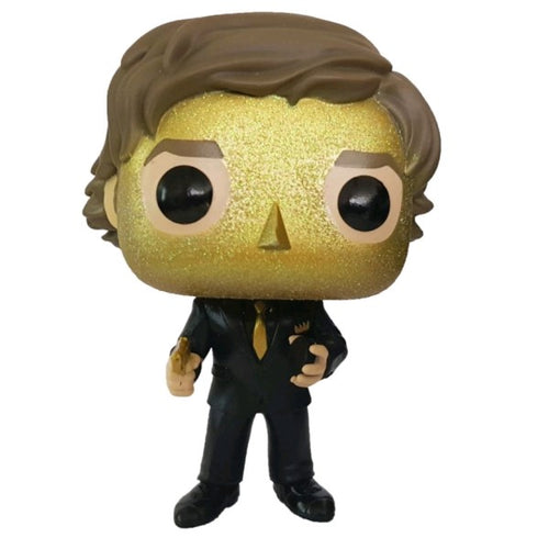The Office - Jim Halpert Goldenface US exclusive Pop! Vinyl
