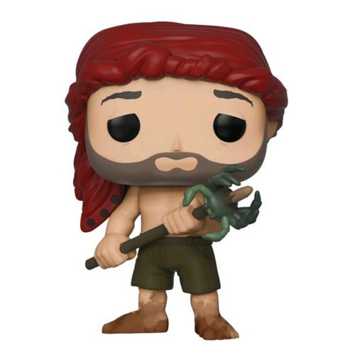 Cast Away - Chuck with Spear & Crab US Exclusive Pop! Vinyl