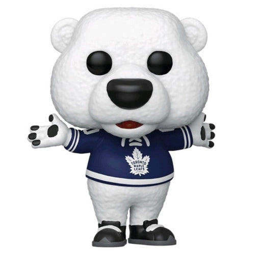NHL: Maple Leafs - Carlton the Bear US Exclusive Pop! Vinyl