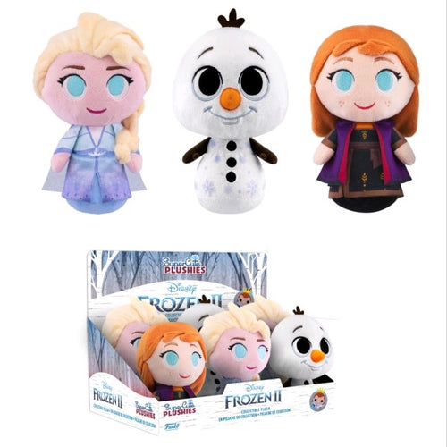 Frozen II - SuperCute Plush Assortment