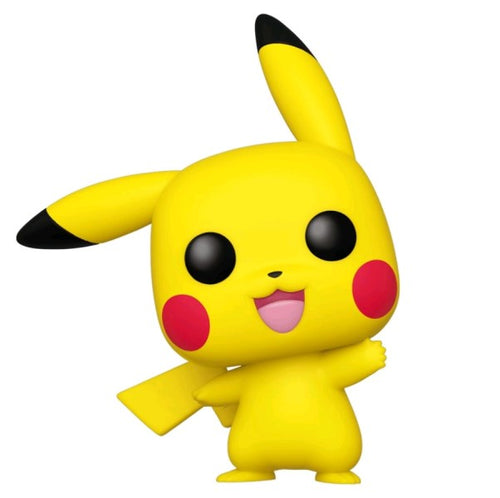 Pokemon - Pikachu wave Pop! Vinyl