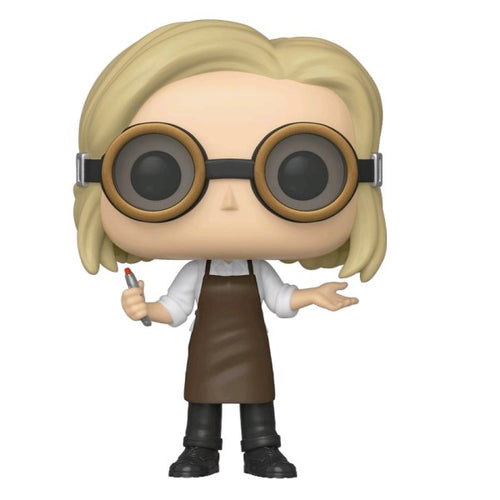 Doctor Who - Thirteenth Doctor with Goggles Pop! Vinyl