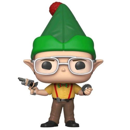 The Office - Dwight as Elf Pop! Vinyl