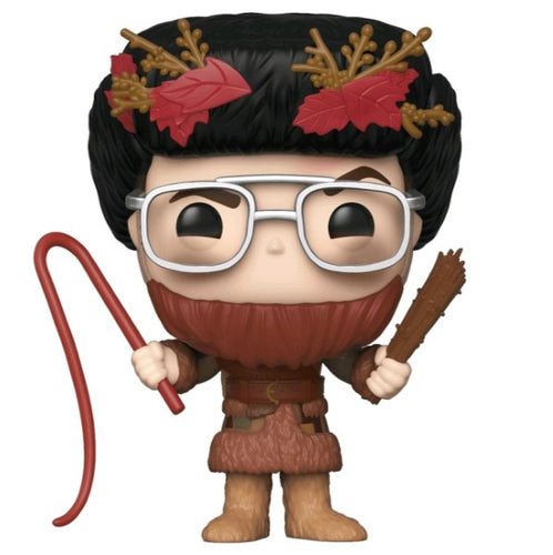 The Office - Dwight as Belsnickel Pop! Vinyl