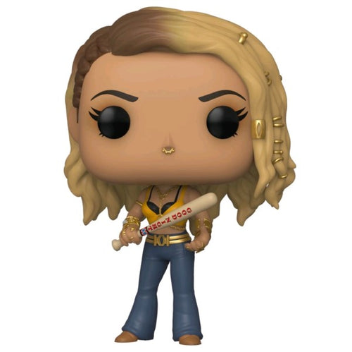 Birds of Prey - Black Canary Boobytrap Battle Pop! Vinyl