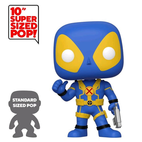 "Deadpool - Thumbs Up Blue US Exclusive 10"" Pop! Vinyl"