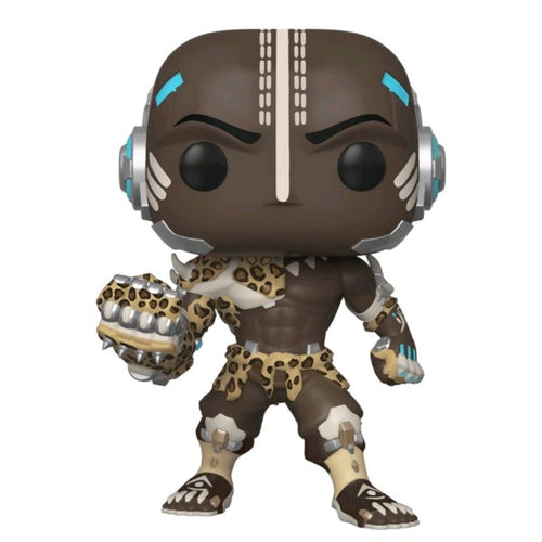 Overwatch - Doomfist Leopard Skin US Exclusive Pop! Vinyl