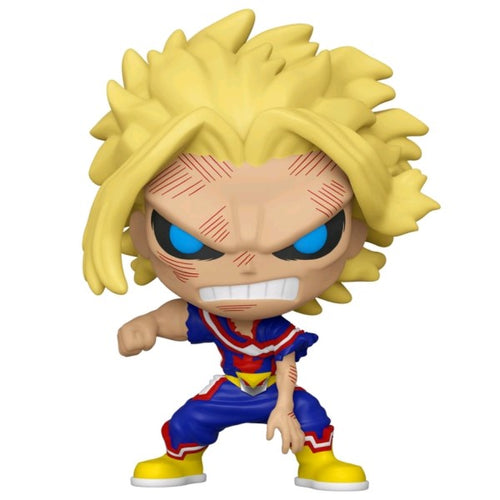 My Hero Academia - All Might Weakened Glow US Exclusive Pop! Vinyl
