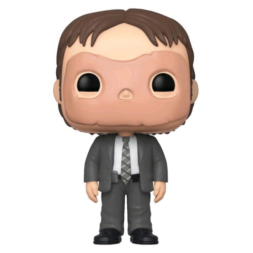 The Office - Dwight with Mask US Exclusive Pop! Vinyl