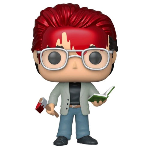 Icons - Stephen King with Axe and Book US Exclusive Pop! Vinyl