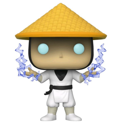 Mortal Kombat - Raiden with Lightning US Exclusive Pop! Vinyl