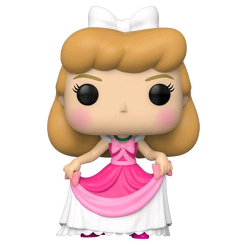 Cinderella - Cinderella Pink Dress Pop! Vinyl
