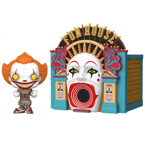 It: Chapter 2 - Pennywise Demonic with Funhouse Pop! Town