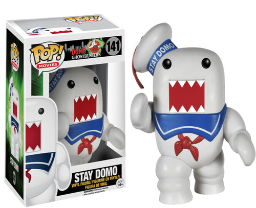 Ghostbusters - Stay Puft Domo Pop! Vinyl