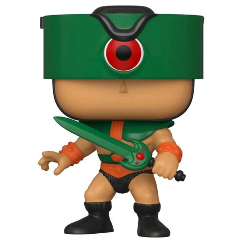 Masters of the Universe - Tri-Klops ECCC 2020 Exclusive Pop! Vinyl