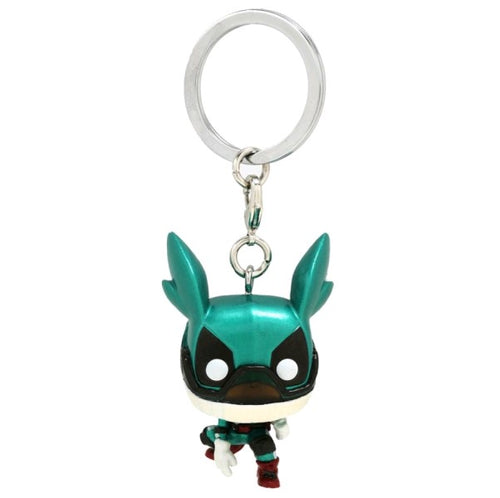 My Hero Academia - Izuku Midoriya Metallic US exclusive Pocket Pop! Keychain