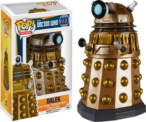 Doctor Who - Dalek Pop! Vinyl