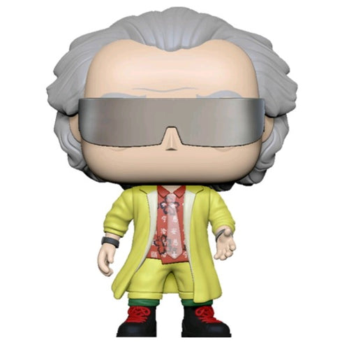 Back to the Future - Doc 2015 Pop! Vinyl