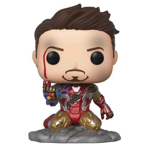 Avengers 4: Endgame - I Am Iron Man Glow Pop! Deluxe (2nd drop)