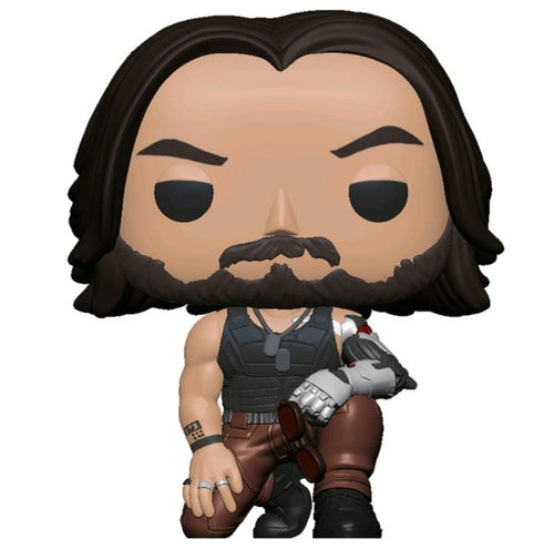 Cyberpunk 2077 - Johnny Silverhand Pop! Vinyl