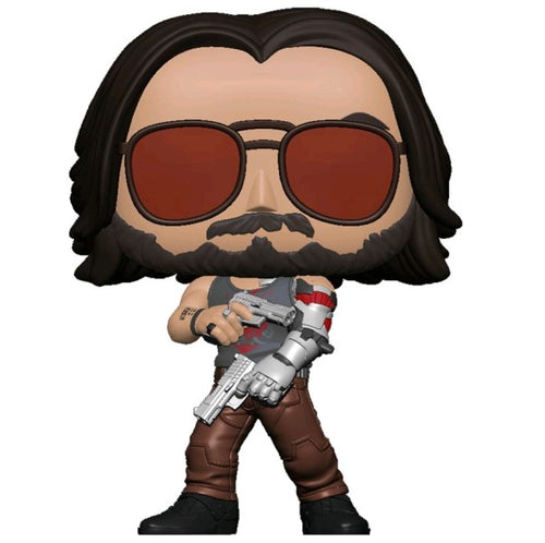 Cyberpunk 2077 - Johnny Silverhand with Guns Pop! Vinyl
