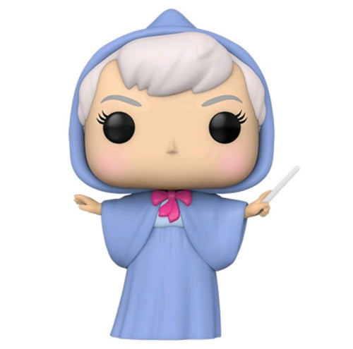 Cinderella - Fairy Godmother Pop! Vinyl