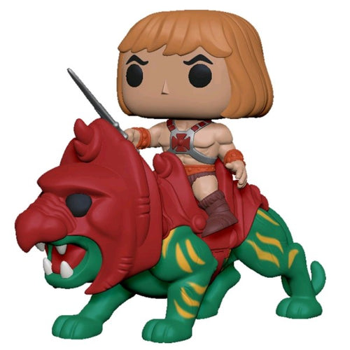Masters of the Universe - He-Man on Battlecat Pop! Ride