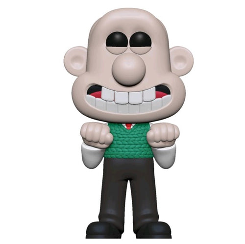 Wallace & Gromit - Wallace Pop! Vinyl