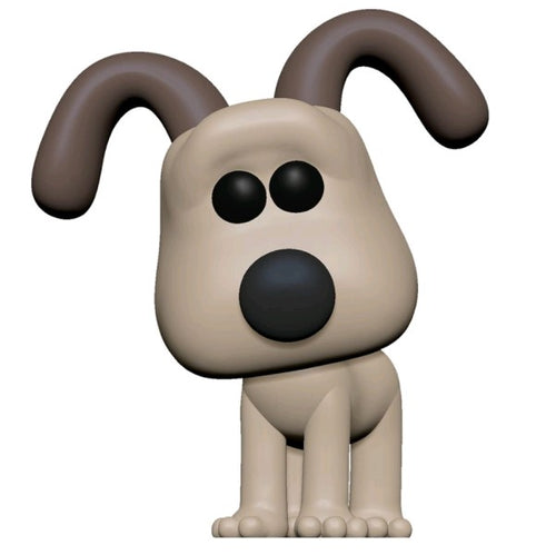 Wallace & Gromit - Gromit Pop! Vinyl