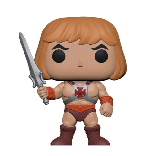 Masters of the Universe - He-Man Pop! Vinyl