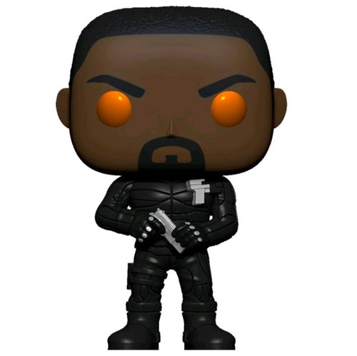 Hobbs & Shaw - Brixton Orange Eyes Pop! Vinyl