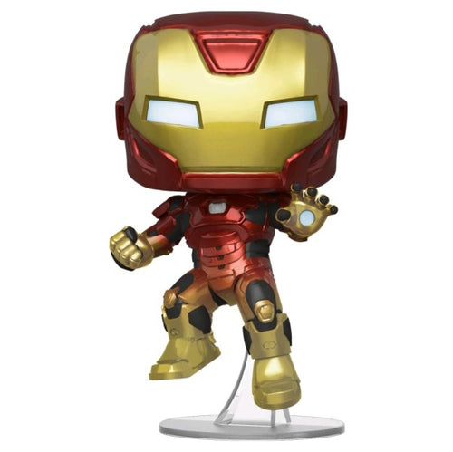 Avengers (Video Game 2020) - Iron Man (Space) US Exclusive Pop! Vinyl