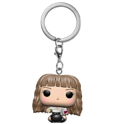 Harry Potter - Hermione w/Potions Pocket Pop! Keychain